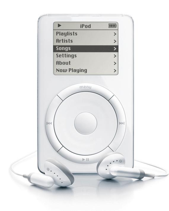 10 χρόνια iPod, Χρόνια Πολλά!