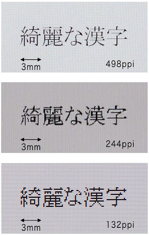 Toshiba, Οθόνη 6.1 ιντσών ανάλυσης 2560x1600 pixels (498 ppi)