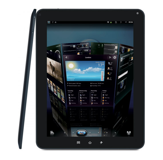 ViewSonic ViewPad 10e, Tablet με Android 2.3 και οθόνη LCD IPS