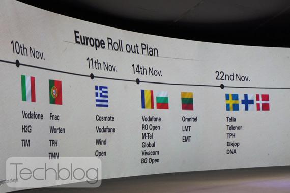 Samsung Galaxy Note έρχεται σε Cosmote, Vodafone και WIND 11 Νοεμβρίου