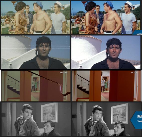 Project Graal, Οι παλιές ελληνικές ταινίες όπως δεν τις έχετε ξαναδεί
