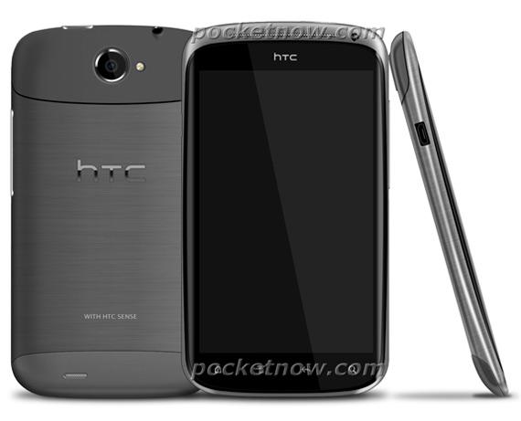 HTC Ville, Με οθόνη Super AMOLED 4.3 ίντσες και διπύρηνο στο 1.5GHz