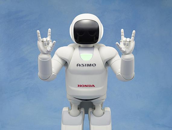 Honda Asimo, Νέες κινήσεις και αυτόνομη συμπεριφορά από το ανδροειδές ρομπότ