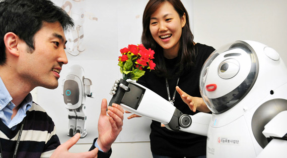Kibo 2.0, Ρομπότ που επικοινωνεί συναισθηματικά με τους ανθρώπους