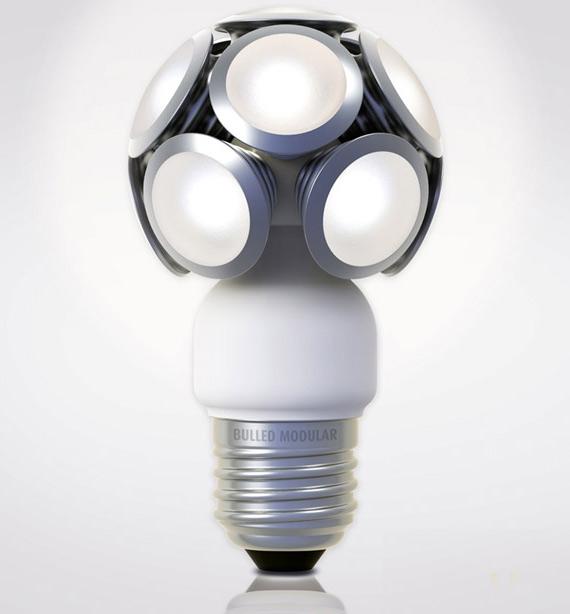Ledo bulled, Λάμπες LED με ρετρό σχεδιασμό