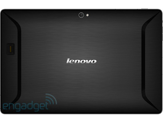 Lenovo Android tablet με τον τετραπύρηνο Tegra 3 και Ice Cream Sandwich