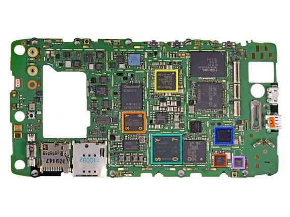 Motorola RAZR XT910, Δείτε το από μέσα [teardown]