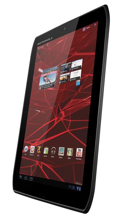 Motorola Xoom 2 Media Edition, Android Honeycomb tablet με οθόνη 8.2 ίντσες