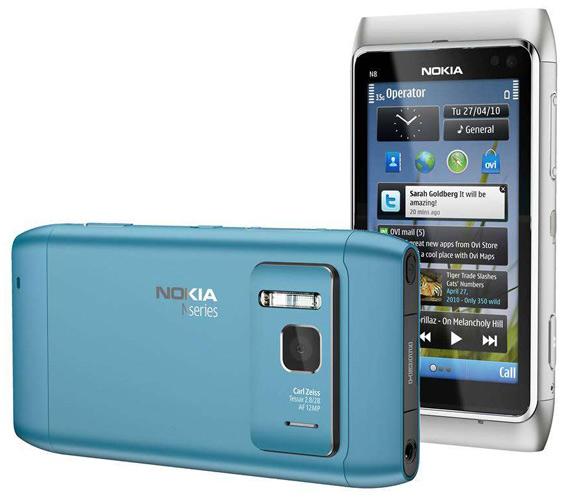 Nokia, Ετοιμάζει αντικαταστάτη του N8 με καλύτερη κάμερα και οπτικό ζουμ