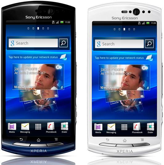 Sony Ericsson Xperia Neo V αποκλειστικά στη Vodafone