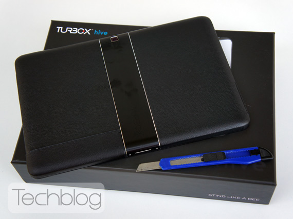 Turbo-X Hive Android tablet unboxing
