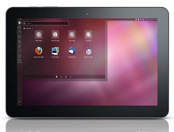 Ubuntu σε tablets και smartphones το 2014