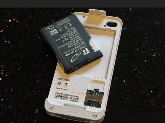 Vooma Peel PG920, Κάνε το iPhone σου δίκαρτο!