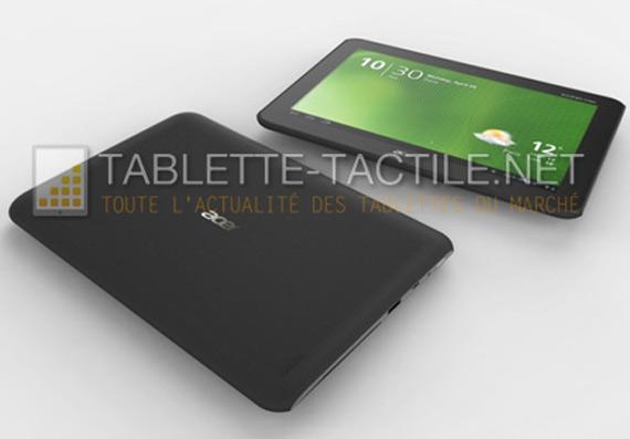 Acer A200 Android tablet, Με χαρακτηριστικά προηγούμενης γενιά και 300 ευρώ