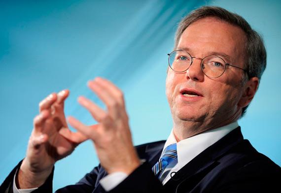Eric Schmidt, H μάχη μεταξύ Google και Apple είναι καθοριστική για καταναλωτές και εταιρείες