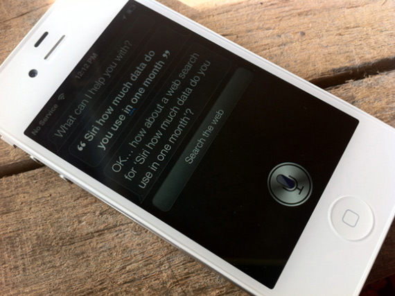 iPhone 4S, Τι κατανάλωση σε δεδομένα κάνει το Siri;