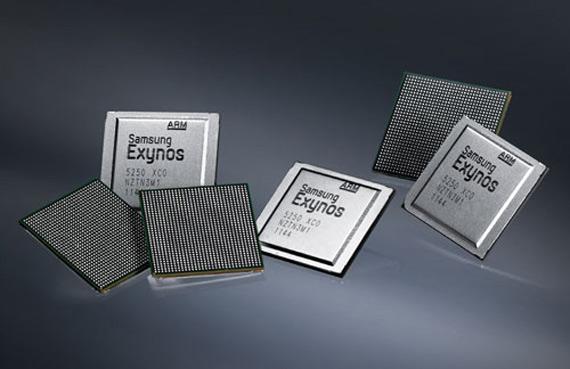 Samsung Exynos 5250, Διπύρηνος επεξεργαστής 2GHz για smartphones