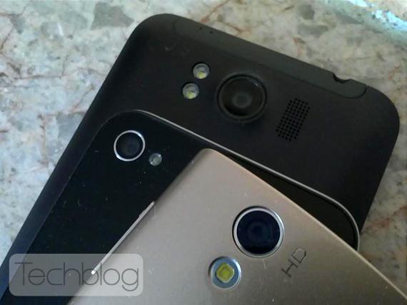 HTC Titan vs. iPhone 4S vs. Xperia Ray, Κόντρα στις κάμερες 8 Megapixel