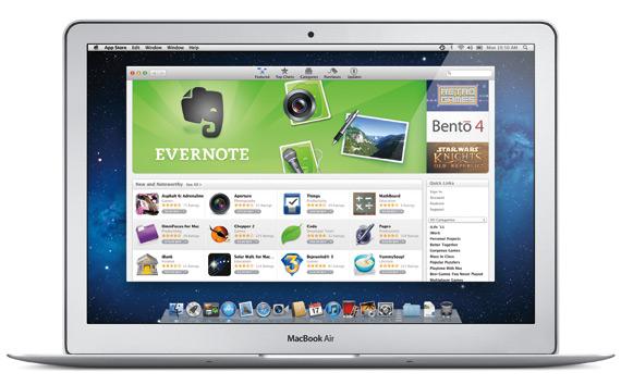 Apple Mac App Store, Ξεπέρασε τα 100 εκ. downloads εφαρμογών