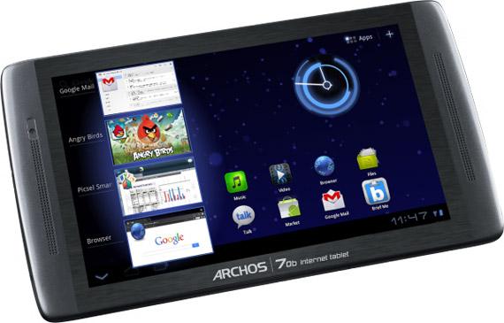 Archos 70b Internet Tablet, Τουμπανάκι σε πολύ καλή τιμή