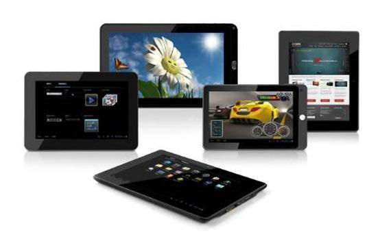 Android tablets με Ice Cream Sandwich για όλους