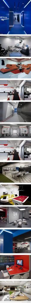 Τα νέα γραφεία της Google στην Αγγλία, Θα πλήρωνα για να δουλεύω εκεί!