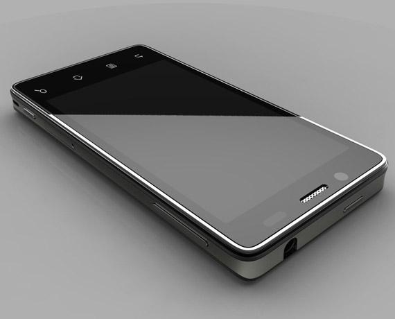 LG smartphone με επεξεργαστή Intel Medfield και Android [CES 2012]