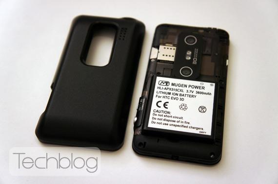 Mugen Power Batteries, Αυξήστε τη διάρκεια ζωής του smartphone σας