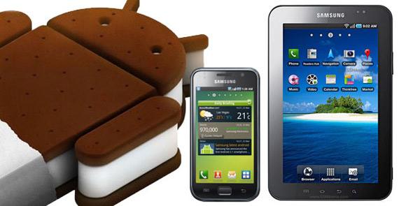 Samsung, Τελικά ίσως και να αναβαθμίσει τα Galaxy S και Tab