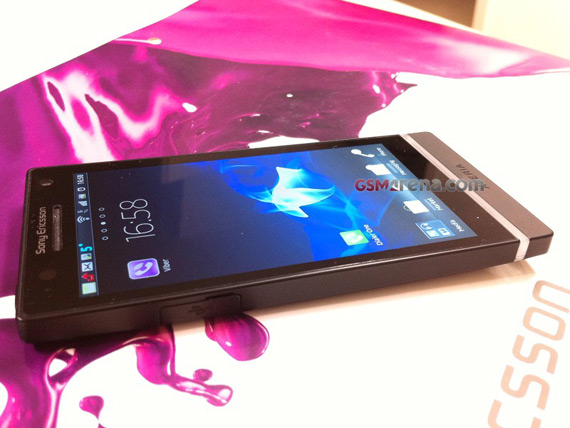 Sony Ericsson Xperia Nozomi, Εμφανίστηκε ξανά