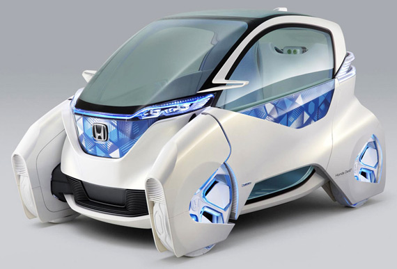 Honda Micro Commuter concept car