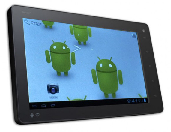 Το tablet των 100 δολαρίων με Android 4.0 Ice Cream Sandwich