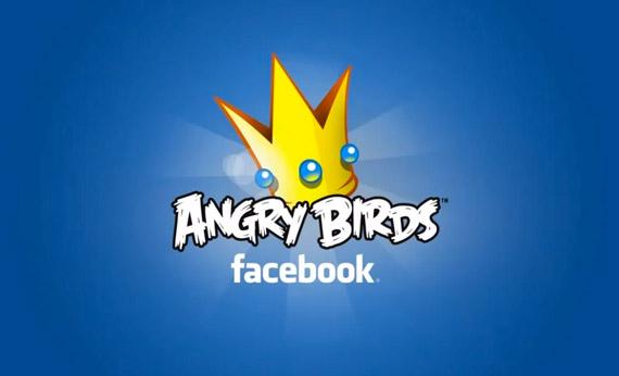 Τα Angry Birds αγαπάνε το Facebook και θα εκδηλωθούν την ημέρα του Αγ. Βαλεντίνου