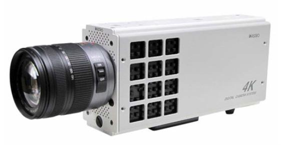Astrodesign 4413, Kάμερα 4K με φακούς Micro Four Thirds