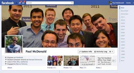 Facebook Timeline, Τις επόμενες εβδομάδες θα αναβαθμιστούν όλα τα προφίλ