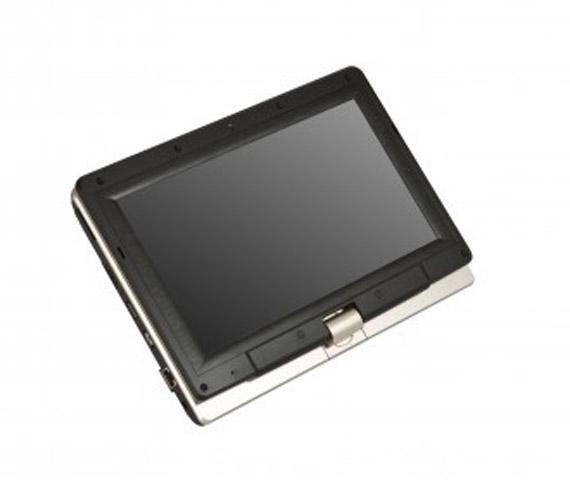 Gigabyte T1006M, Υβριδικό notebook με Windows 7