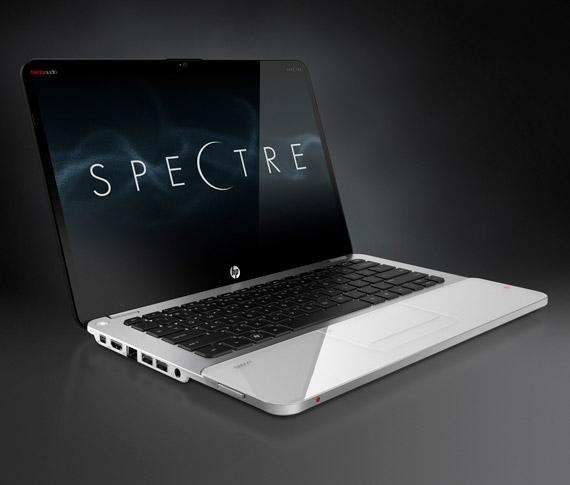 HP Envy 14 Spectre, Ultrabook με Gorilla Glass