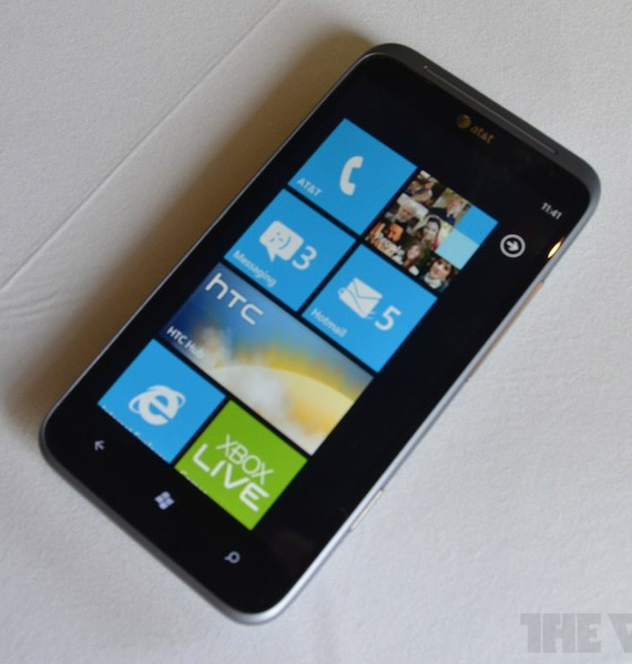 HTC Titan II, Αμερικάνικο μοντέλο LTE με κάμερα 16 Megapixel