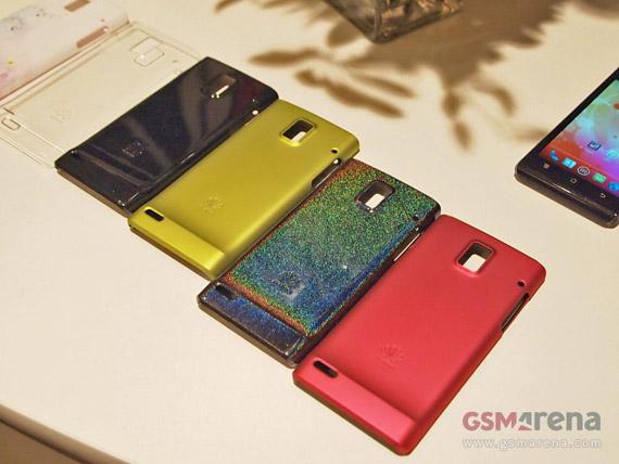 Huawei Ascend P1 S, Hands-on φωτογραφίες