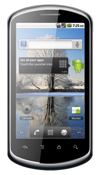 Huawei Ideos X5 Pro, Έτοιμη η ελληνική αναβάθμιση σε Android 2.3
