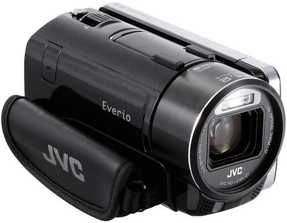 JVC Everio GZ-GX1, Βιντεοκάμερα Full HD με Wi-Fi και application για Android και iOS