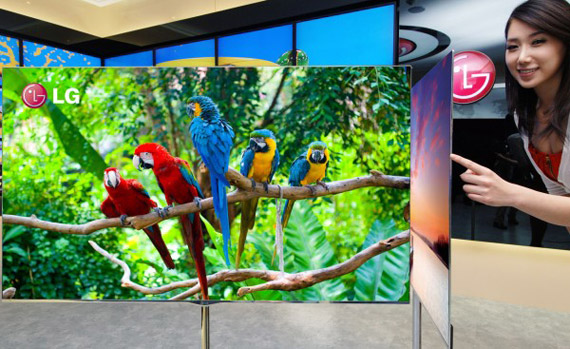 LG, Τηλεόραση OLED 55 ίντσες με πάχος 4 χλστ. και βάρος μόλις 7.5 κιλά