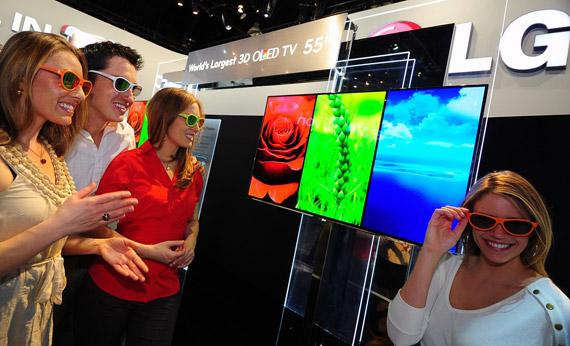 LG 3D OLED TV, Με 4-Color Pixels και Color Refiner