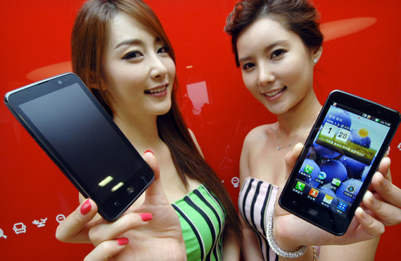 LG Optimus LTE, Ξεπέρασε το 1εκ. τεμάχια σε πωλήσεις