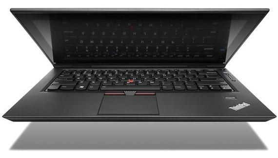 Lenovo ThinkPad X1 Hybrid, Με Windows 7 και Linux dual-boot