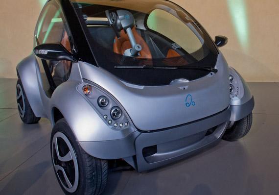 MIT Hikiro, Ηλεκτρικό αυτοκίνητο πόλης