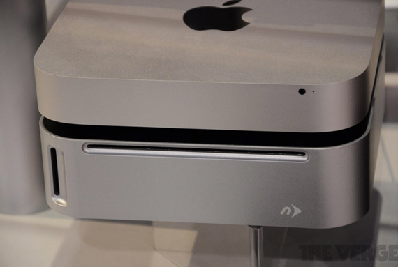 Newer Technology miniStack Max, Αναβαθμίζει το Mac mini σας