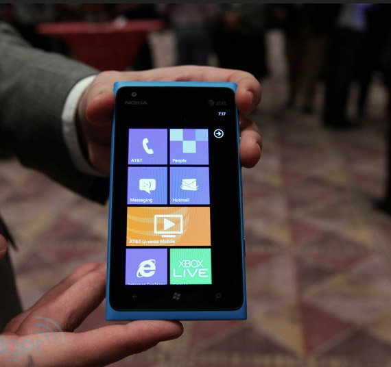 Nokia Lumia 900 hands-on
