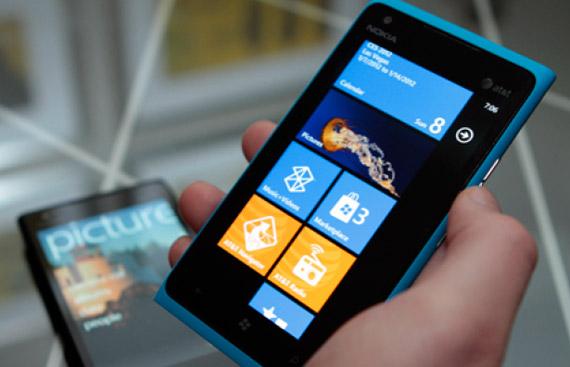 Nokia Lumia 900, Επίσημα για την αμερικάνικη αγορά