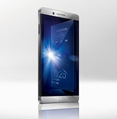 OPPO Find 3, Android smartphone με οθόνη 4 ίντσες, διπύρηνο 1.5GHz και 340 ευρώ